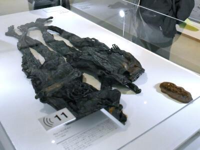 謎多きミイラ 世界中から大集合 新津美術館 特別展