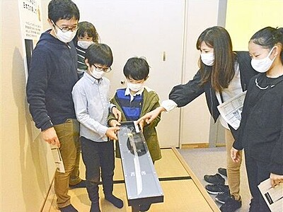 刀剣「北国物」ファン魅了 福井市郷土歴博で特別展