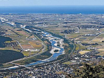 白山手取川を推薦へ 世界ジオパーク候補地に、日本委決定