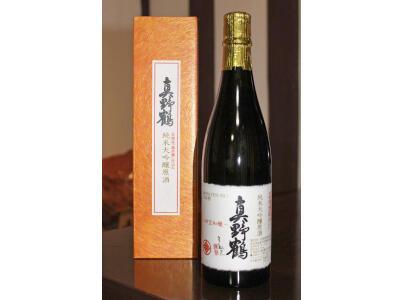 フランスで最高賞 佐渡の日本酒 尾畑酒造「真野鶴」