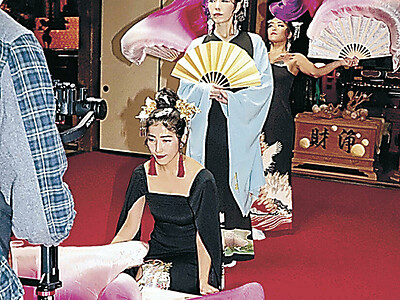 珠姫の人生舞で表現 天徳院で3人、動画収録