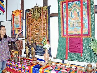 幸福とにぎわい勝山に ブータンミュージアムが移転