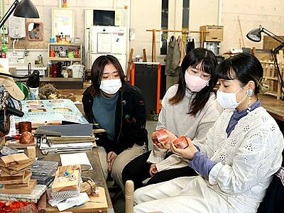 29人個性光る世界観 11月、富山大芸文生が展覧会