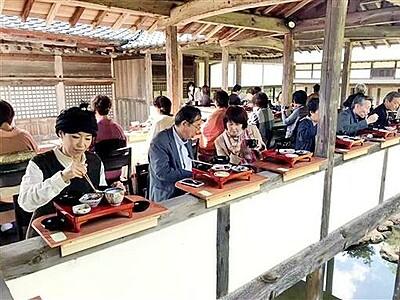 重文「御影堂」修復費捻出へ 敦賀・西福寺で体験催し