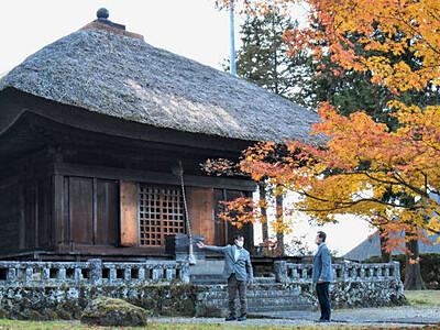 日本遺産認定、寿ぐ札所巡り 上田の有志「会」設立、企画第1弾
