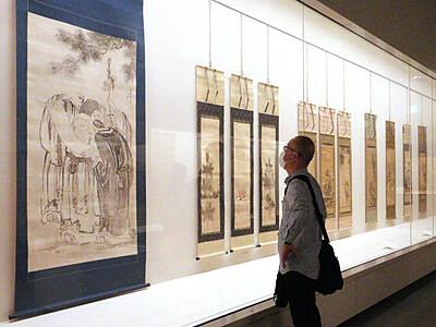 「五十嵐浚明」生誕320年特別展 新潟市歴史博物館