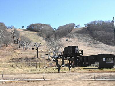 運営刷新、12月5日オープン 須坂「峰の原高原スキー場」