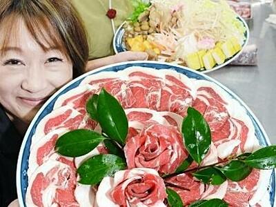 ぼたん鍋の季節到来 肉の大輪ファン熱望 福井・おおい
