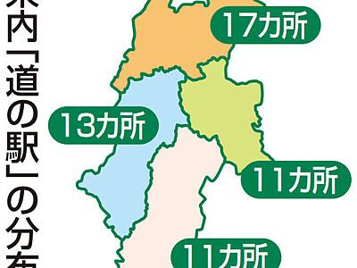 信州道の駅、全52施設 「交流会」で連携