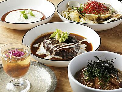 料理人は氷見高生、新宿の飲食店にお目見え