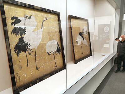 20年の歩み 振り返る逸品一堂に 長岡・県立歴史博物館
