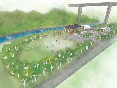 佐久穂の道の駅、基本計画案 24年度開業予定