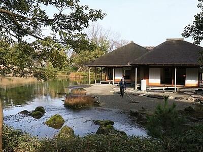 養浩館、米誌の日本庭園ランキングで8位 福井市の国の名勝、眺め絶賛