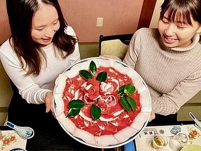 ぼたん鍋、鮎料理、松茸...四季を彩る名物料理 福井県おおい町の「料理旅館 新佐」【ふくジェンヌ】