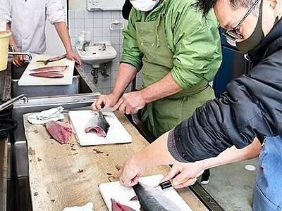 商店主が知識、腕前伝授 福井県・敦賀まちゼミ今年も人気