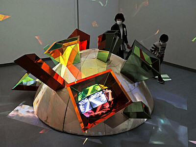 「映像 × 彫刻」 久保田成子の世界 長岡・近代美術館