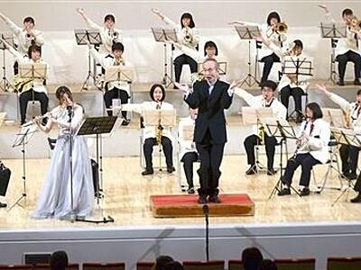 鯖江文化拠点 鯖江市文化センター耐震工事完了 再生祝う