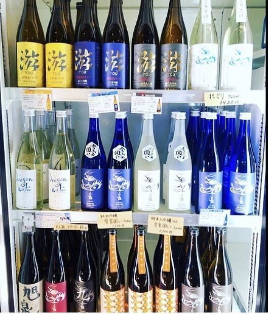 吉田酒造の酒