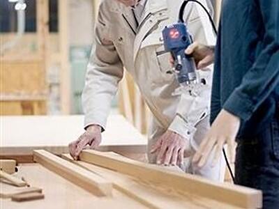 木工の基礎、身に付けよう 池田町で6月から長期講座