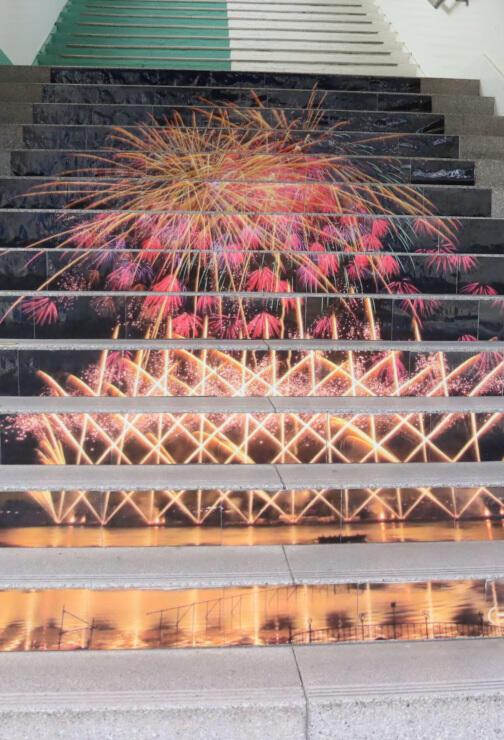 諏訪湖の花火大会