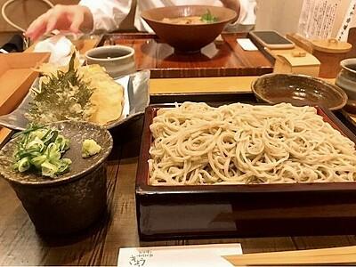 北陸道・福井IC近くのオススメ蕎麦店 1番人気はご当地グルメ「おろし蕎麦」【ふくジェンヌ】