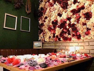 デートや記念日のディナーにオススメ...福井駅近くの非日常レストラン「NitowoL」【ふくジェンヌ】