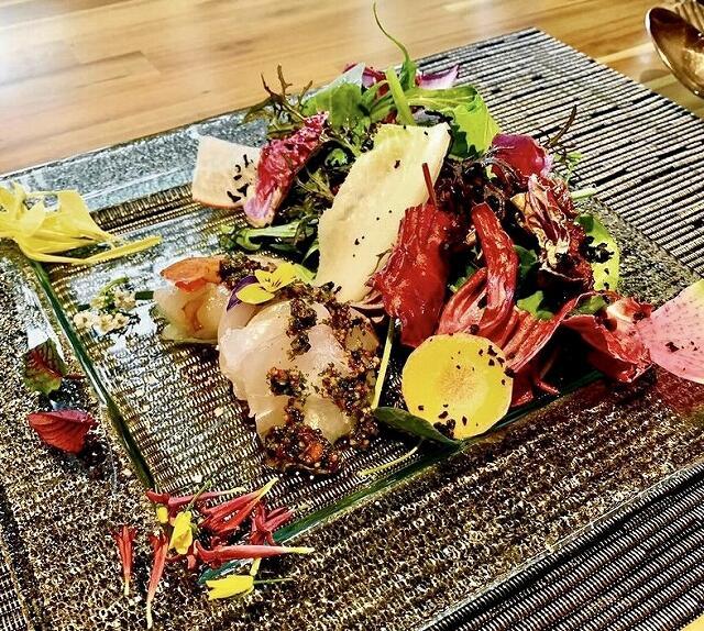 リズエアールの料理3=福井県越前町内郡