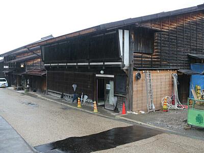 塩尻・奈良井宿に複合施設 酒蔵や民宿...装い新たにオープンへ