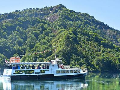 船とバスで行く「尾瀬―魚沼ルート」 今年も開通