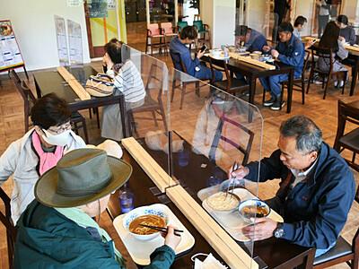 「山ノ内大勝軒」夏季店オープン 麺もスープも湧き水で