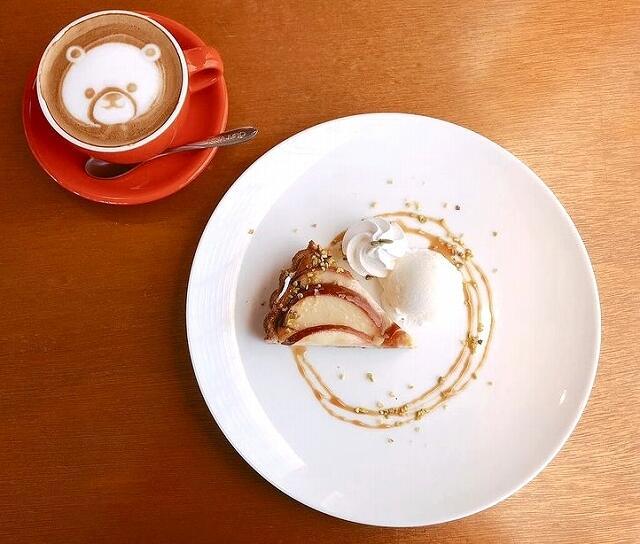 「e's(エス) / COFFEE & KINDNESS」のスイーツ=福井県敦賀市