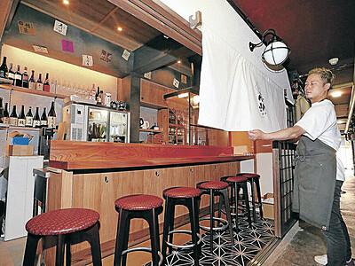 金沢・木倉町のやきとり横丁 焼き鳥専門店18年ぶり復活 昭和の長屋、面影に憧れ