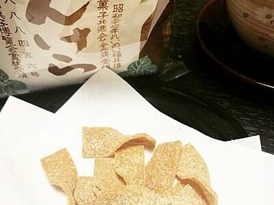 大野市の名物スイーツ「けんけら」、郷土料理「はまなみそ」 伝統の味守る店を紹介【ふくジェンヌ】