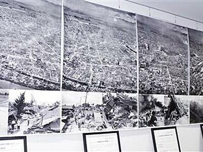 福井地震、豪雨...ボランティアが見た災害 福井市ハピリンで展示