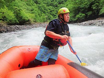 遠山川の清流、地域の資源に 飯田で7月3日川下りイベント