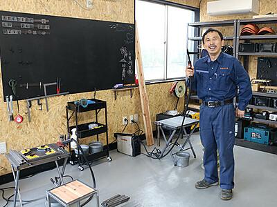 溶接体験施設8月オープン 富山の光進工業