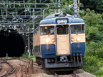 迫る引退「スカ色」臨時列車運行 しなの鉄道が23日催し