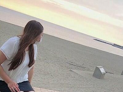 三国サンセットビーチ真横、海が見える温泉 無料の足湯も 坂井市「ゆあぽーと」【ふくジェンヌ】