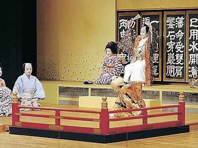 子供役者待望の本番 1年2カ月越し 歌舞伎上演 小松・西町