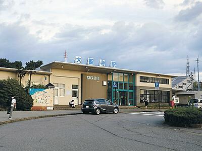 大聖寺駅「譲って」 無人化計画のJR西に加賀市 「有人」維持へ カフェ、自習室で活気