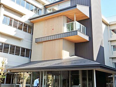 金沢で開館 未来創造館に「実験室」