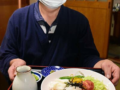 「夏吉」で新そば提供 松本・奈川5店で31日まで
