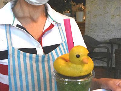 スムージー、おいしく健康に 須坂でフェス、SNS投稿で景品も