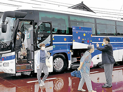 金沢-門前無料バス運行 輪島市、直通再開へ実験