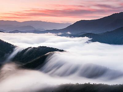 「滝雲」出るかも! 絶景ゆる~く予想 魚沼 湯之谷
