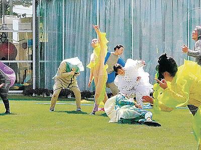 奥能登国際芸術祭 アートな週末、珠洲に活気
