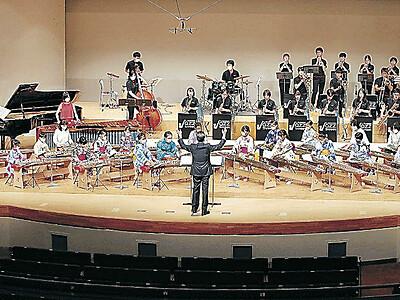 児童生徒、和洋の調べ 金沢でいしかわ子ども音楽祭