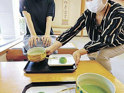 秋声生誕150年で和菓子 記念館と吉はし 中村美術館で提供