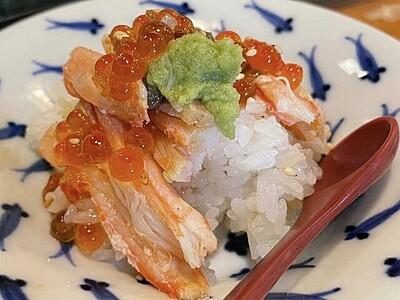 熟成の旨さにこだわり、越前市「寿司天狗」大将の粋 見つけた最高の味【ふくジェンヌ】