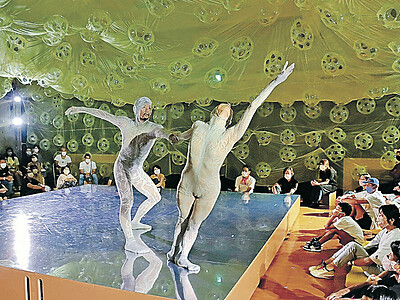 奥能登国際芸術祭 鑑賞者2万人に到達